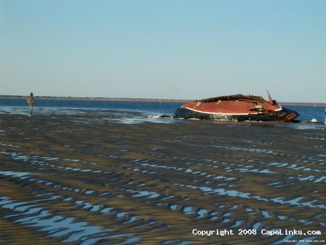 Wonderful Cape Cod Low Tide Part - 4: Bad Storm Low Tide