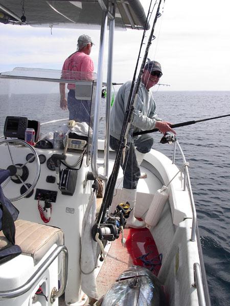 Tooner Fishin