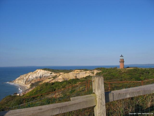 Aquinnah Light House