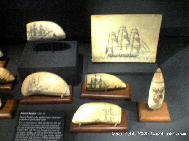 nantucket scrimshaw