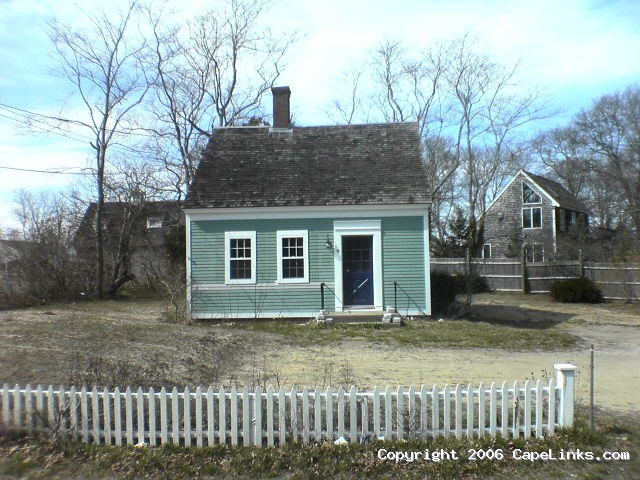 Cape half house