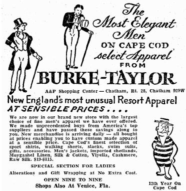 Burke-Taylor Resort Apparel
