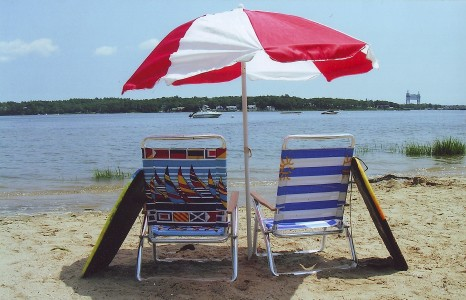 Indian Mound Beach - Buttermilk Bay waterfront-private-beach-bourne_IMBRental