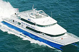 Boston to Ptown Fast ferry